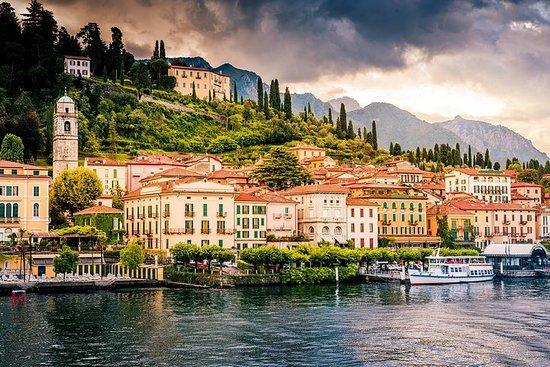Comosjøen: Luksusbuss fra Milano til Besøk Como og Bellagio