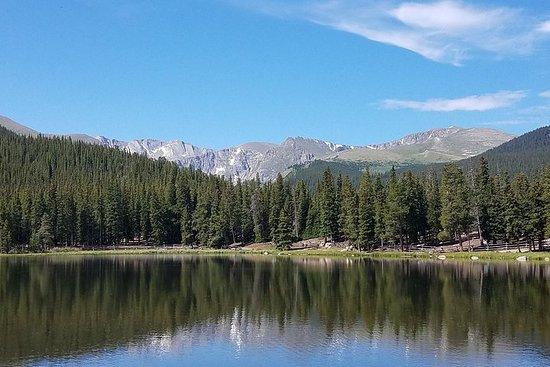 Red Rocks, Evergreen, Echo Lake året rundt