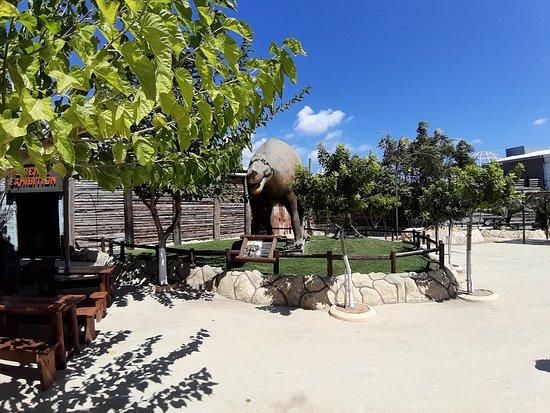 Kreta, Grækenland: Dinopark