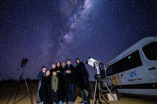 Tour de Pinnacles Sunset Stargazing
