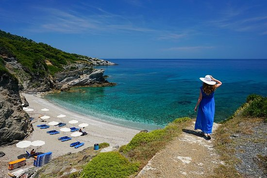 Iraklia et Koufonissia - croisière d'une journée au départ de Naxos