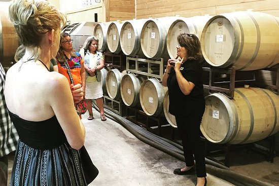 Tour del Vino Taste of Fredericksburg...