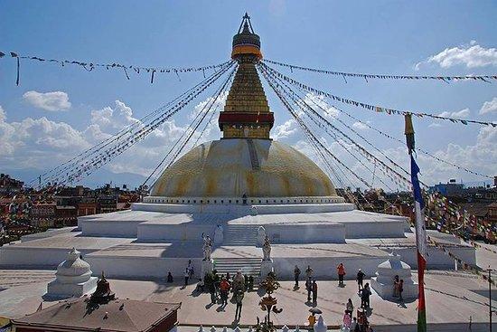 Kathmandu bydagstur (4 verdensarvsteder)