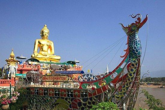 Volle dag Laos Experience & Golden ...