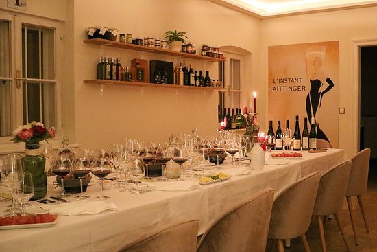 Taller privado y exclusivo de vinos...