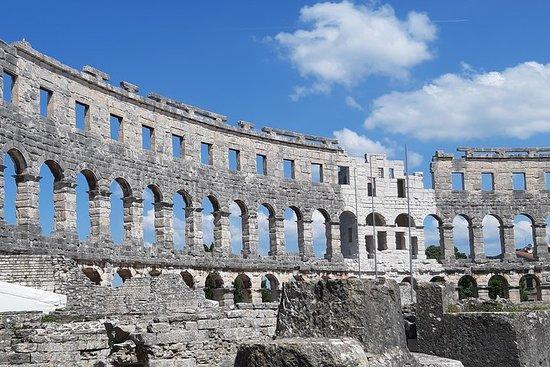 Das Beste von ISTRIEN: Amphitheater...