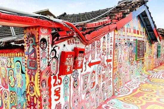 Taichung kunst- og kulturtur