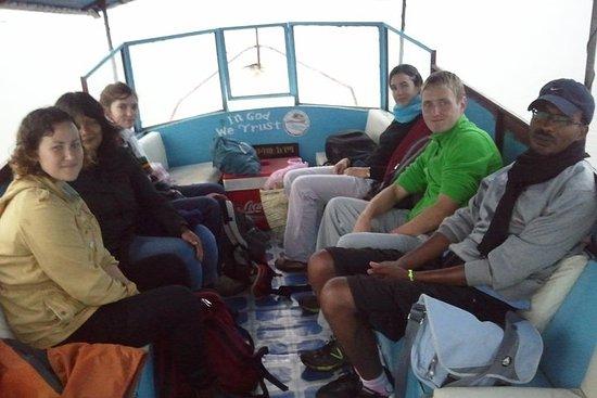 Excursion en bateau sur le lac Tana