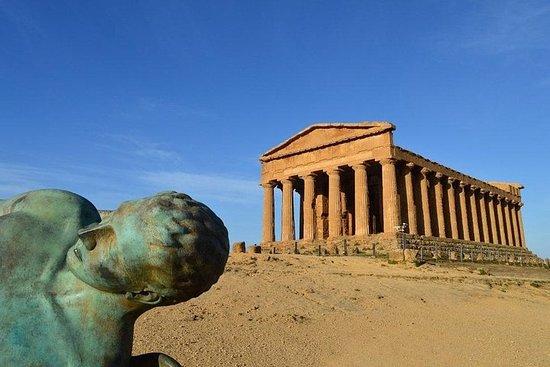 阿格里真托神廟谷和Villa Romana del Casale從巴勒莫出發