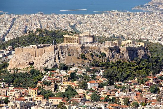 Shore Excursion: Athens Half Day Self-Guided Tour with Private Driver – fénykép