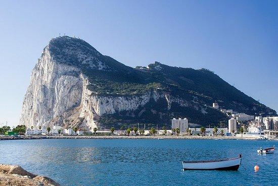 Privat tur til Gibraltar fra Malaga