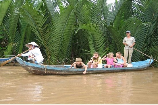 Zdjęcie Cu Chi Tunnels and Mekong Delta private tour full day