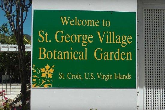 セントクロアの往復セントジョージビレッジ植物園