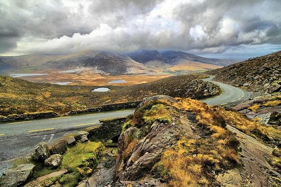 Ring of Kerry Day Tour from Limerick: Including Killarney National...