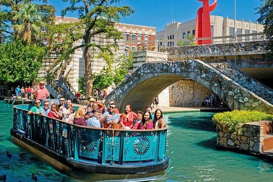 Paseo por el río San Antonio, paquete...