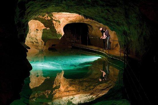 Jenolan Caves: visite de la grotte
