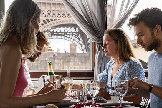 Lunch Seine River Cruise with...