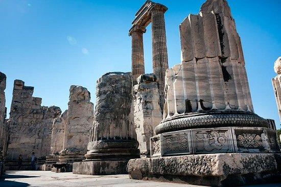 Giro di un giorno a Priene Mileto