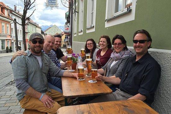 A mundialmente famosa cervejaria