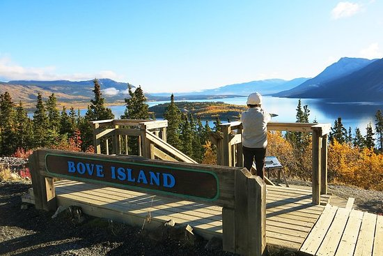 Arctic Day: Carcross & Southern Lakes Hiking Tour | full day
