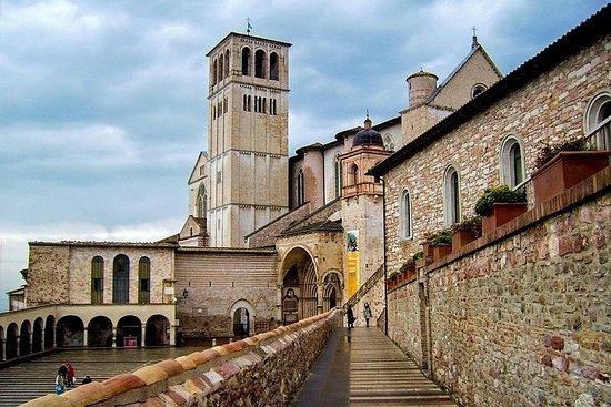 Excursão a pé particular em Assisi e...