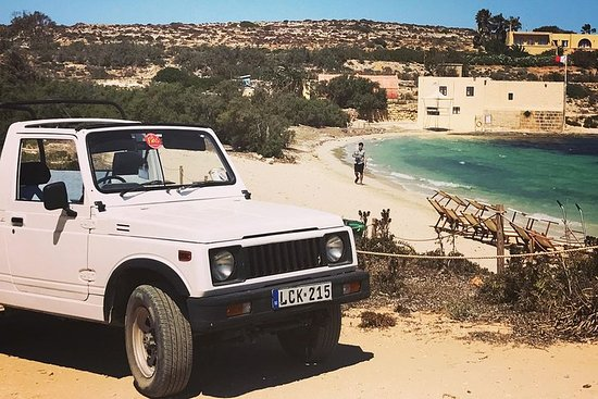 Full Day Gozo 4X4 Tour including Lunch, Ferry and Hotel Pick-Up/Drop...