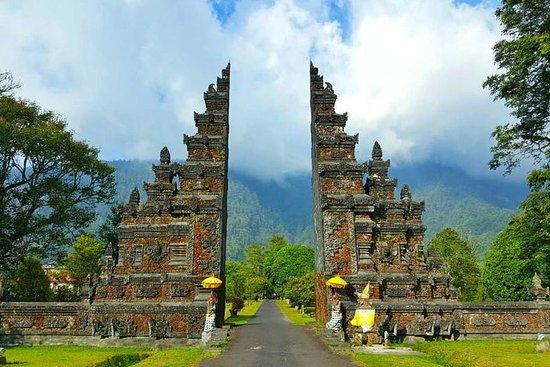 Passeio de Bali Handara Instagramable