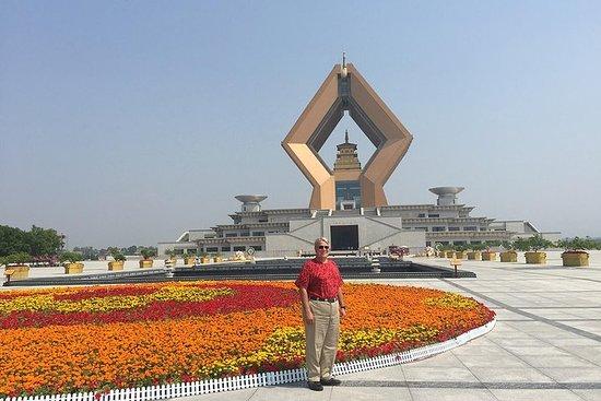 西安一門での菩提寺と銭陵への1日ツアー