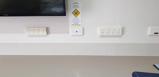 Ceduna Foreshore Hotel Motel    multiplier power points
