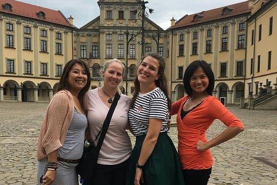 Mir und Niesvizh UNESCO Burgen Tour...