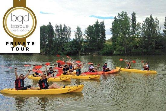 Rioja Alavesa: Kayak experience with...