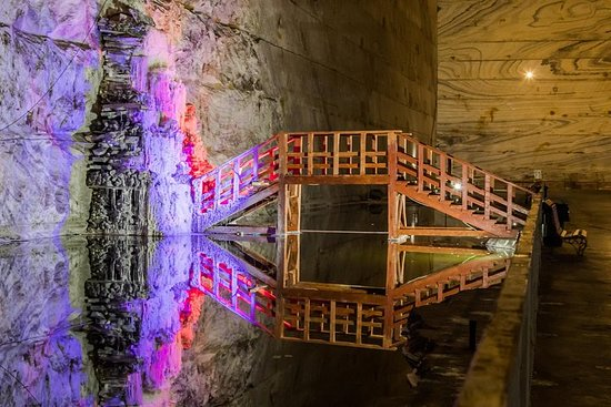 Salt Mine Day Trip from Bucharest