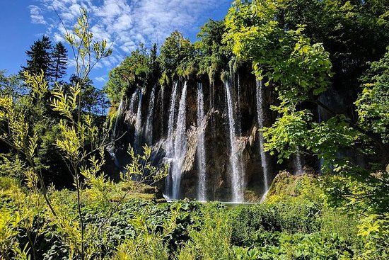 Plitvice Lakes National Park Full-Day Tour from Zadar /w Entrance...