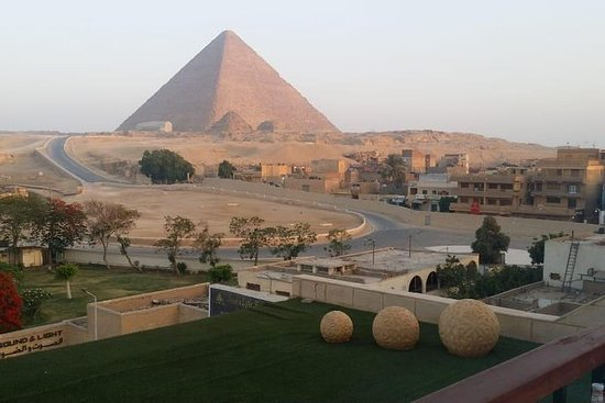 Фотография Luxury private tour to Giza pyramids
