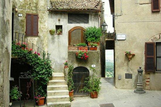 Desde Civitavecchia: tour por la Toscana