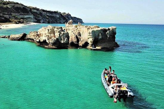 探索眾神之海!在特羅佩亞乘船遊覽;體驗和冒險