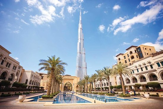 Excursión de día completo a Dubai con...
