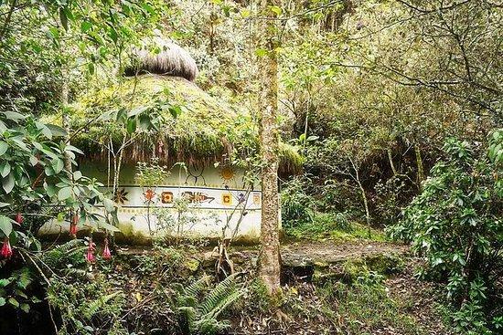 Guatavita e comunità indigena dal tour privato di Bogotà PROGRAMMA