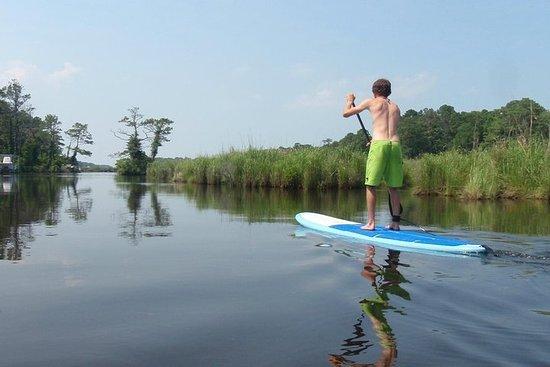 Buitenbanken Stand Up Paddle Adventure