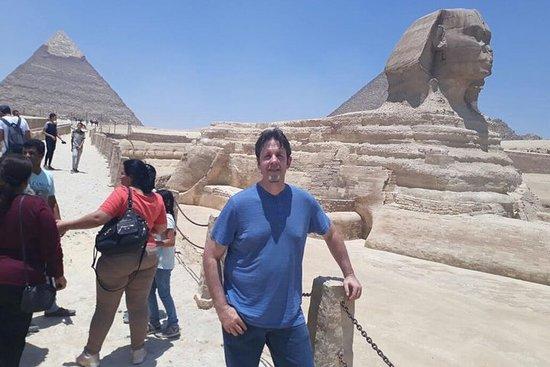 Tour di un giorno alle piramidi di Giza