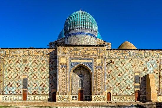 Excursion de groupe d'une journée / 2 nuits au Turkestan