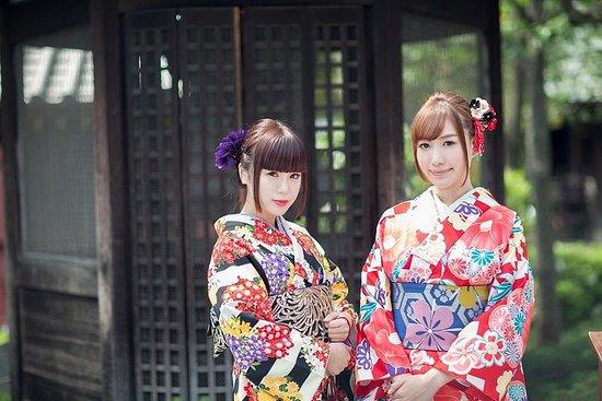 Location de Kimono à Kurashiki, Okayama