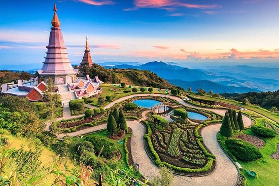 Private Full-Day Doi Inthanon Tour from Chiang Mai