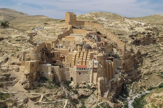 Private Day Tour: St. George's Monastery, Wadi Qelt...