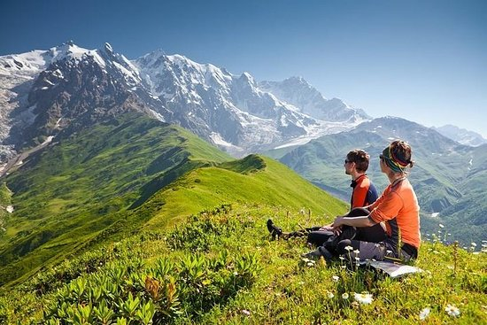 Private Tour nach Kazbegi ab Tiflis