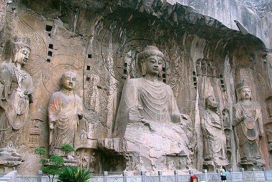 ワン・デイ・ツアー:西安から高速列車で洛陽紹興쿵公旅行