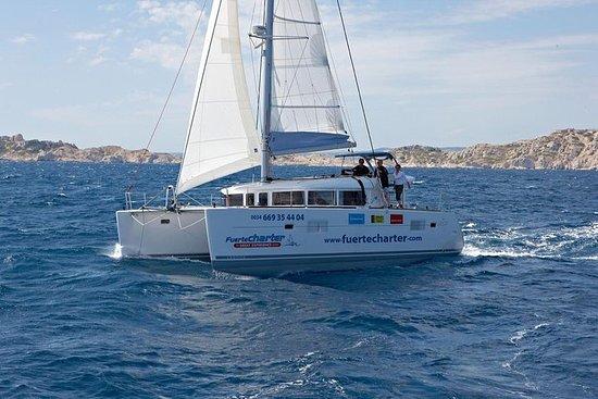 Voyages en catamaran privé sur l'île...