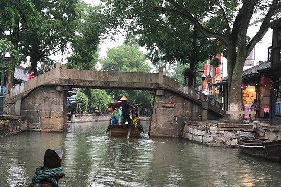 Shanghai kystudflugt til Zhouzhuang nr...