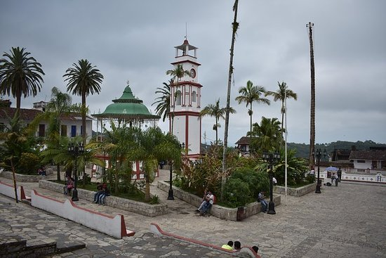 Cuetzalan opplevelse (privat tur)
