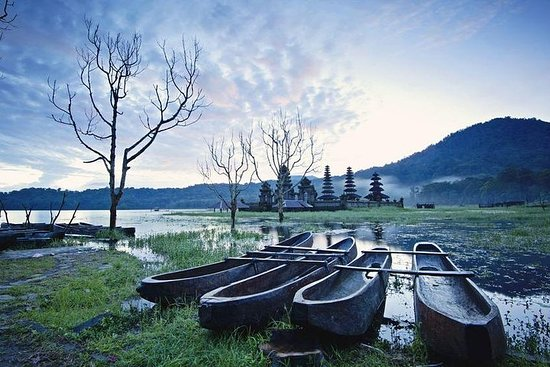 Trekking et canoë-kayak à Tamblingan